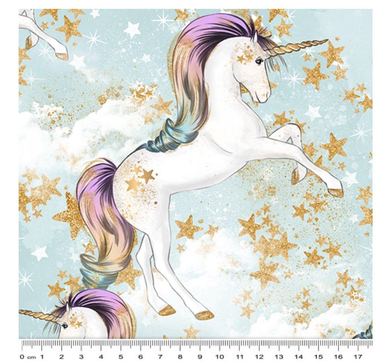 Rainbow Unicorns allover