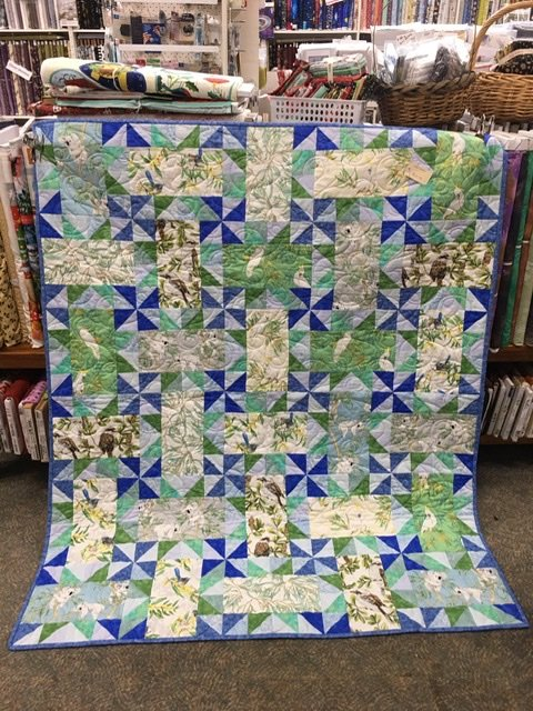 Spring Song quilt