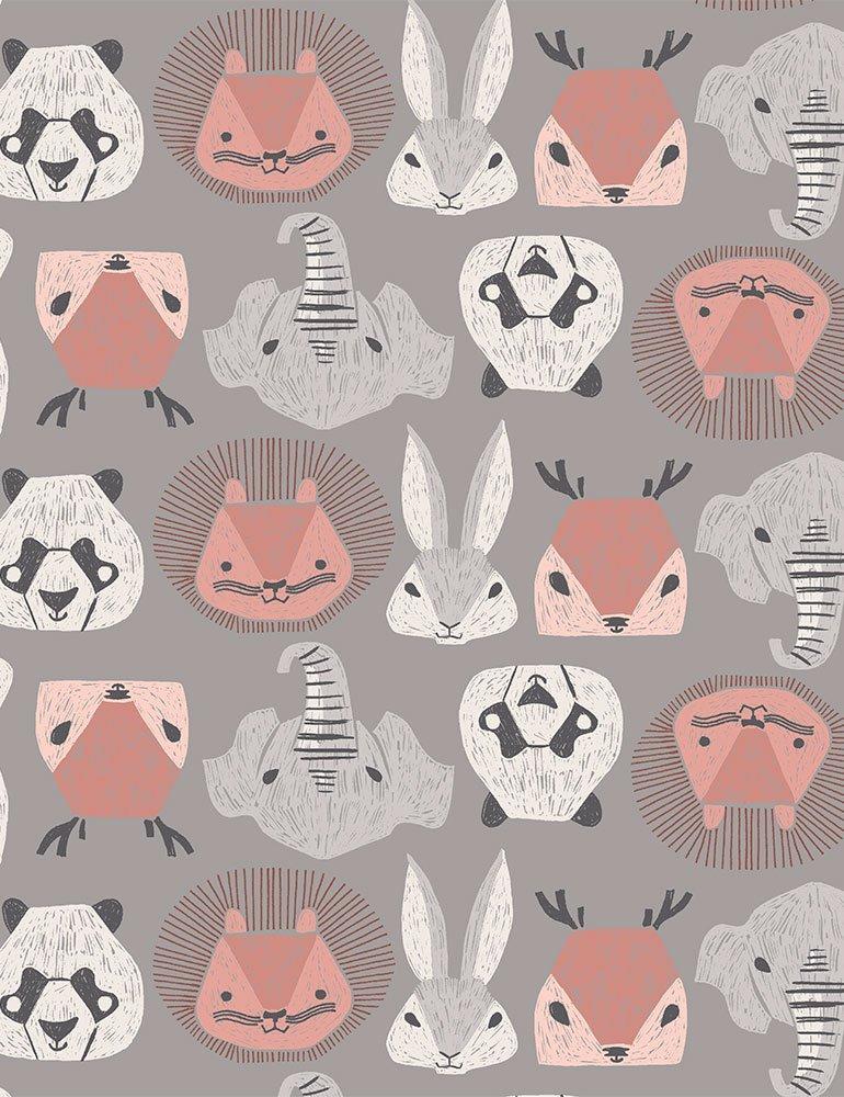 Animal Heads by Dear Stella