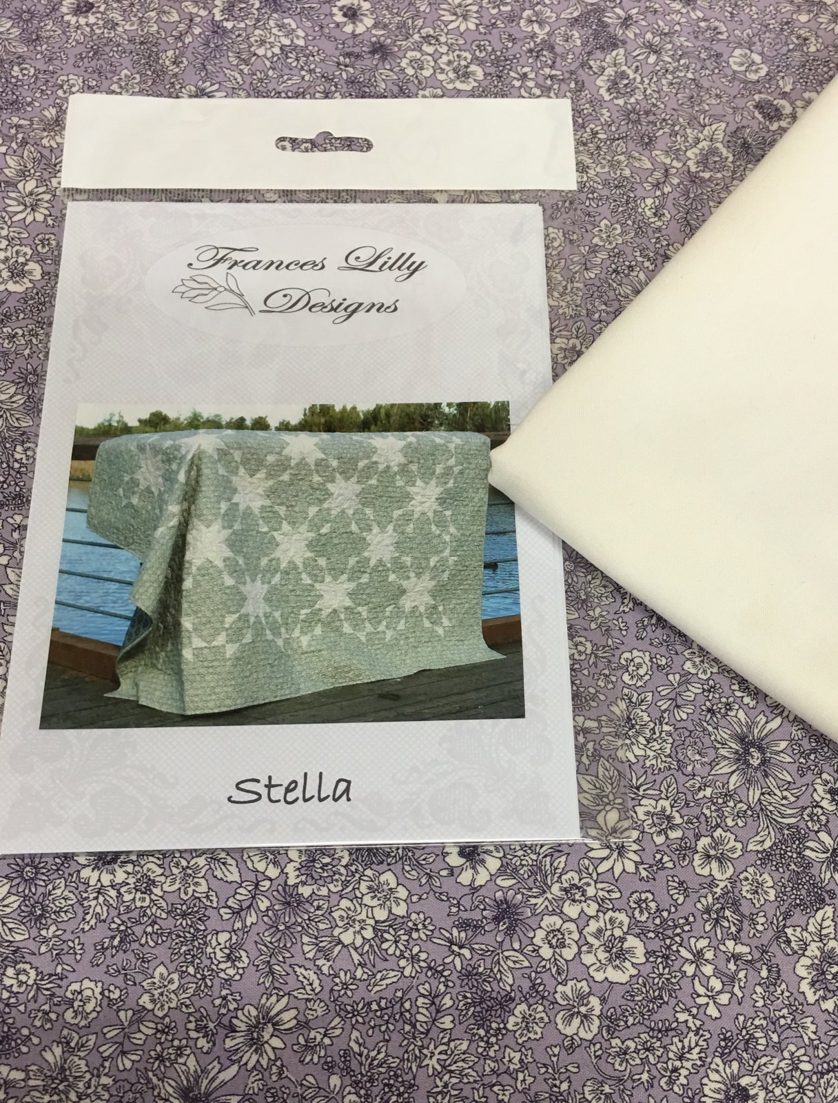 Stella quilt top kit