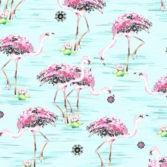 Fancy Flamingos 27305 Q
