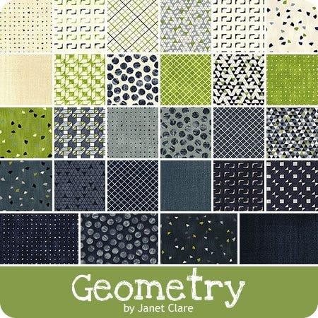 Geometry 28 Fat Quarter pack