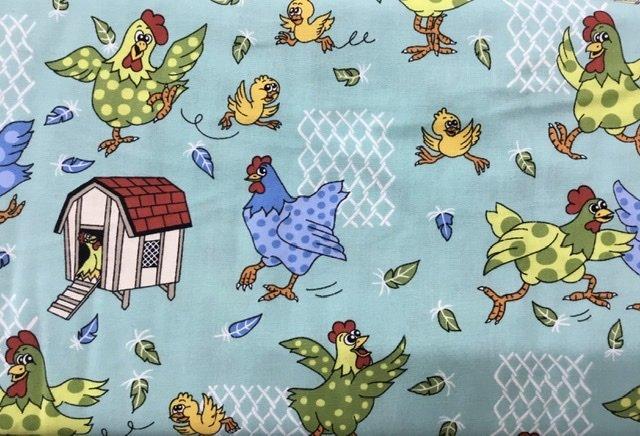 Farm Fun chickens