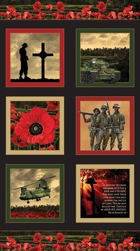 Remembering Vietnam panel V2