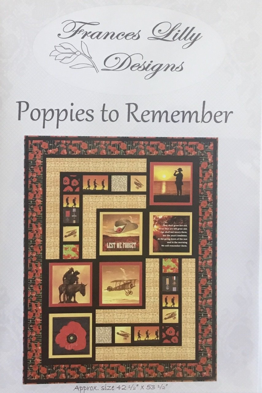 .Poppies to Remember