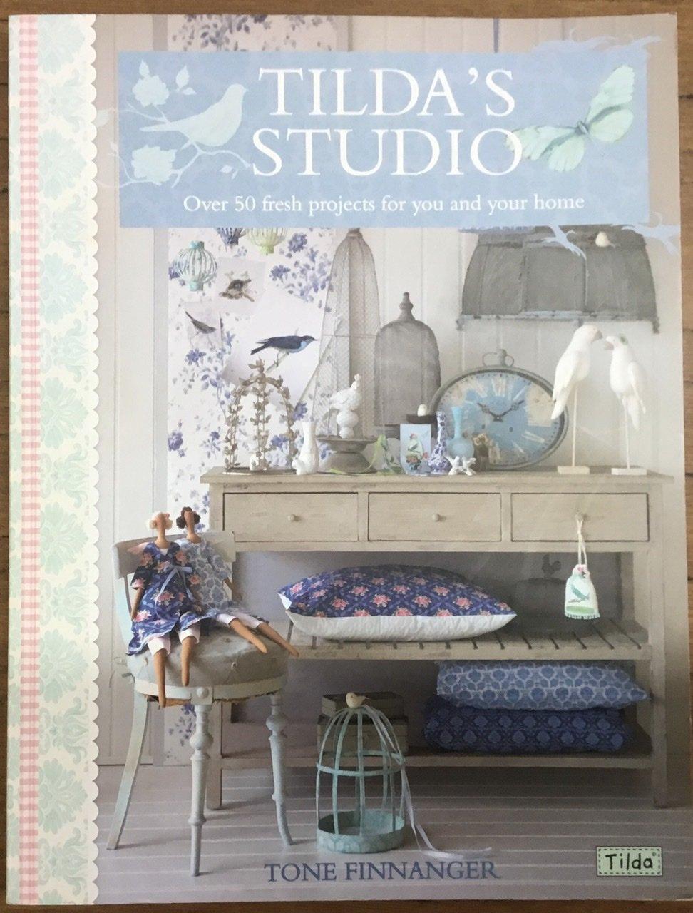 Tilda Studio book