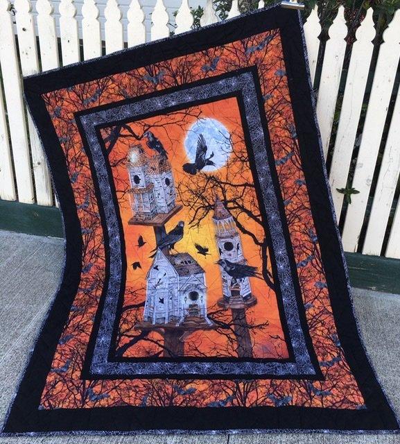 Raven Moon Halloween kit