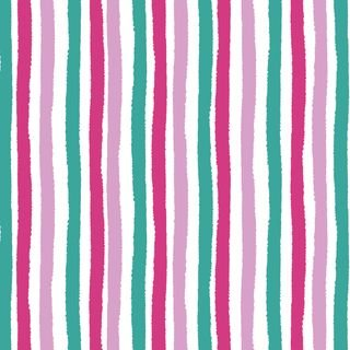 Tropical Zoo stripe