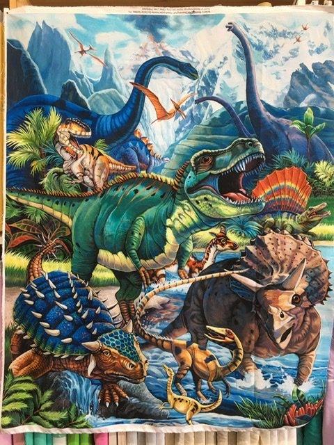 Dinotopia panel