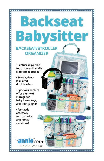 Back seat babysitter