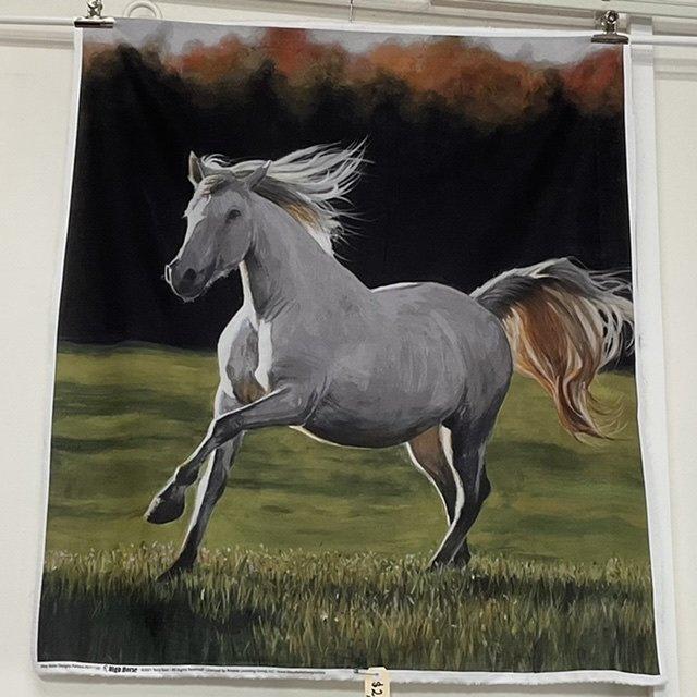 High Horse panel