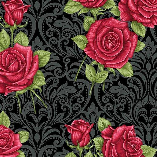 Festival of Roses damask roses 3912