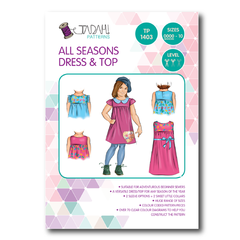 All Seasons Dress and top