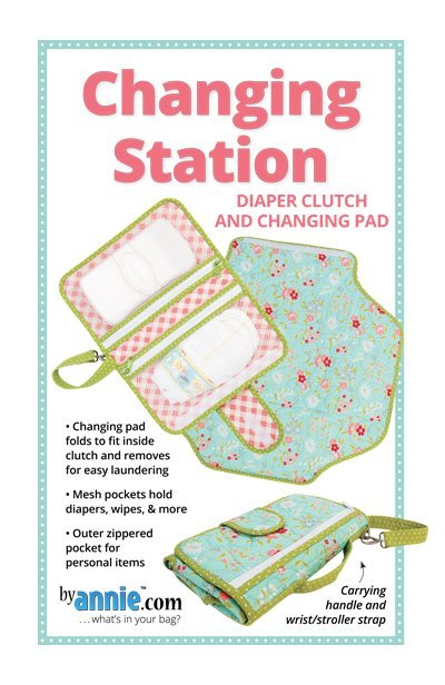 Changing Station for baby