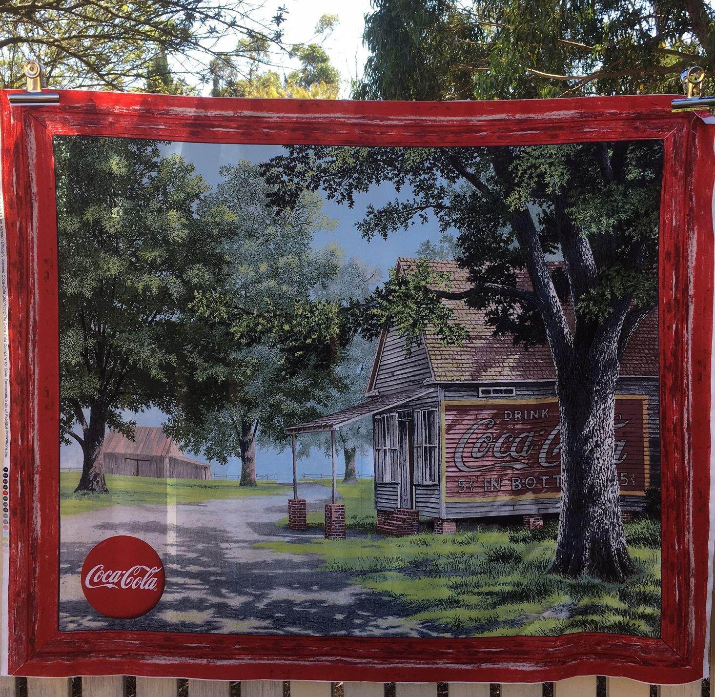Vintage Coke Shop