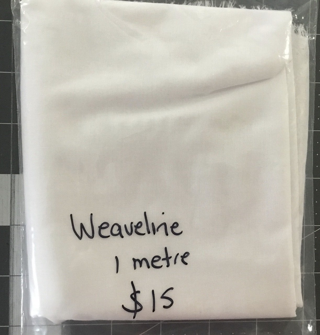 Weaveline one metre pack