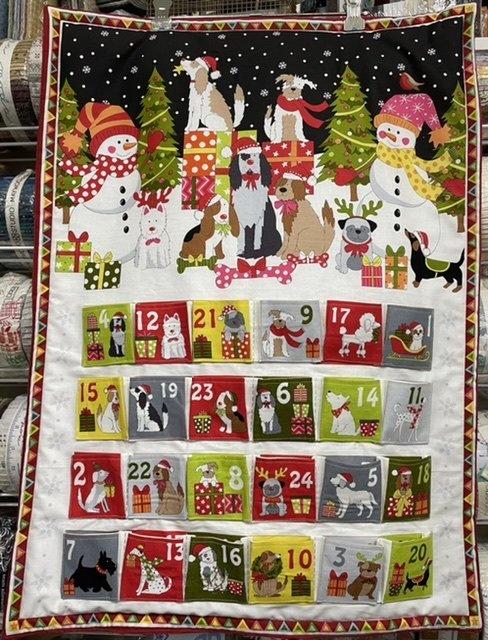 Advent Calendar Yappy Christmas
