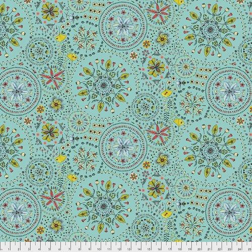 Fairy Circles Bleu 019