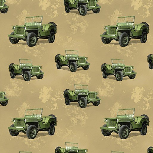 Remembering Vietnam Jeep