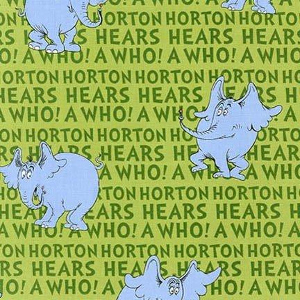 Dr Seuss Horton Hears a Who grass 1537847
