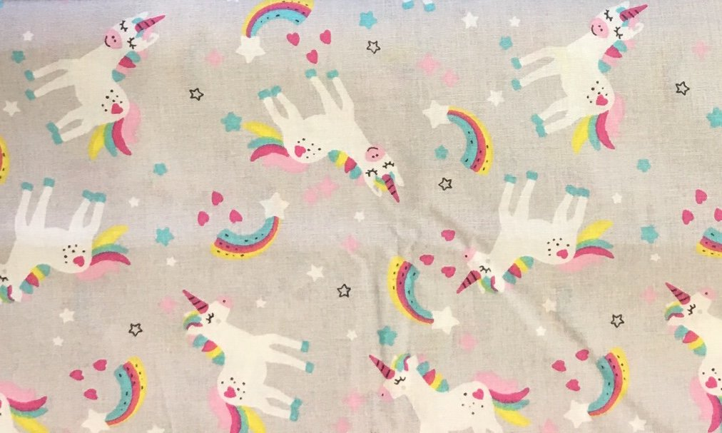 Little unicorns and rainbows