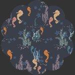 Enchanted Voyage Seahorse Magic Deep 61782