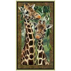 .Giraffe panel