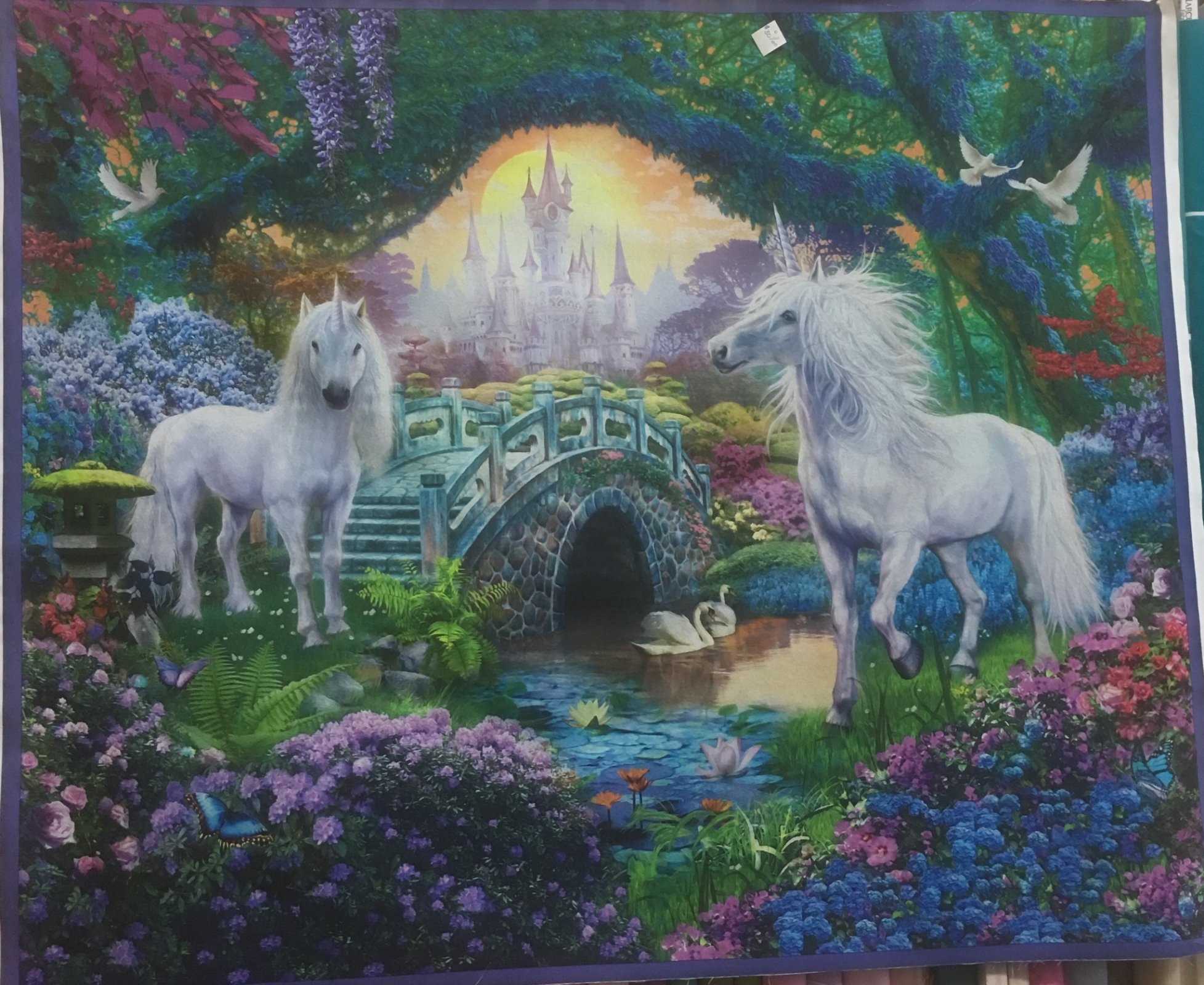 Unicorns in fantasyland