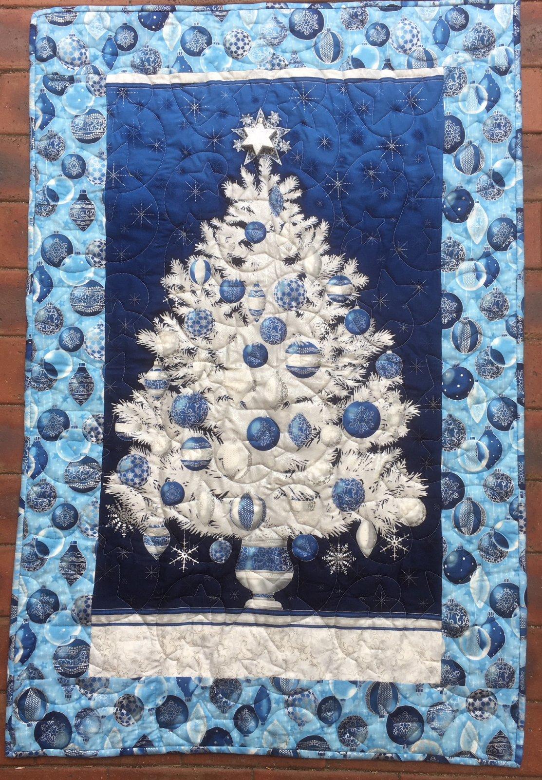 Christmas Tree wall hanging kit