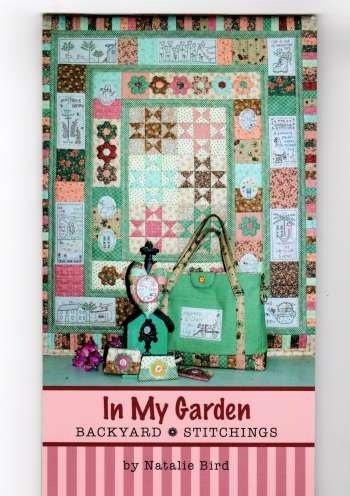 In My Garden book