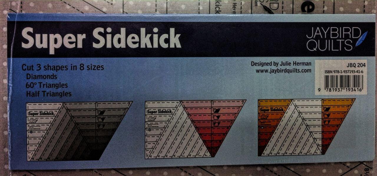 Super Sidekick ruler