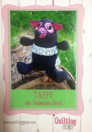 Taffy the Devil pattern
