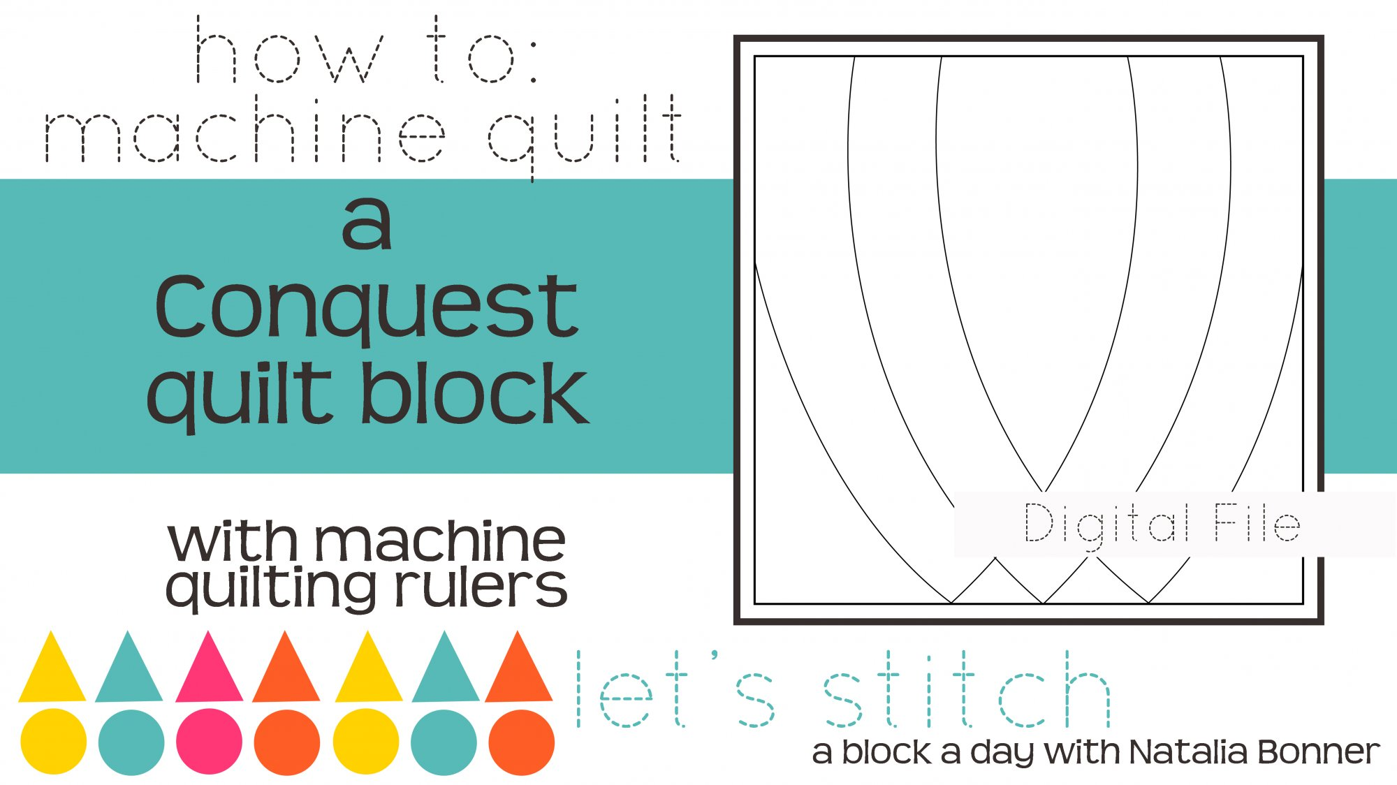 Conquest 6 Block - Digital