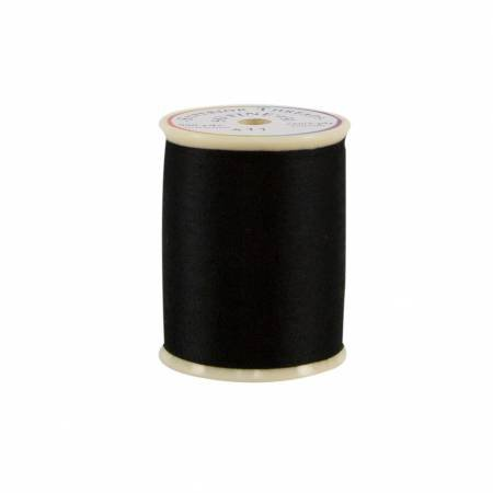 So Fine! Thread #411 Black - Spool