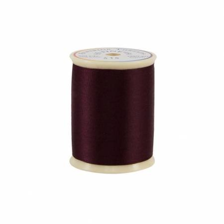 So Fine! Thread #415 Cherrywood - Spool
