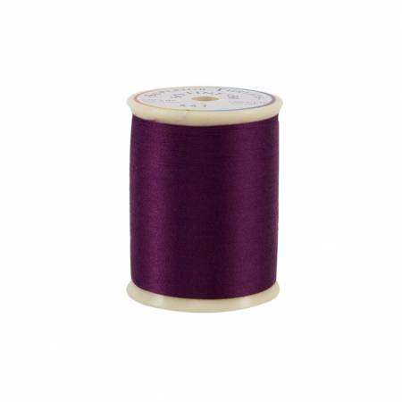 So Fine! Thread #441 Purple Iris - Spool