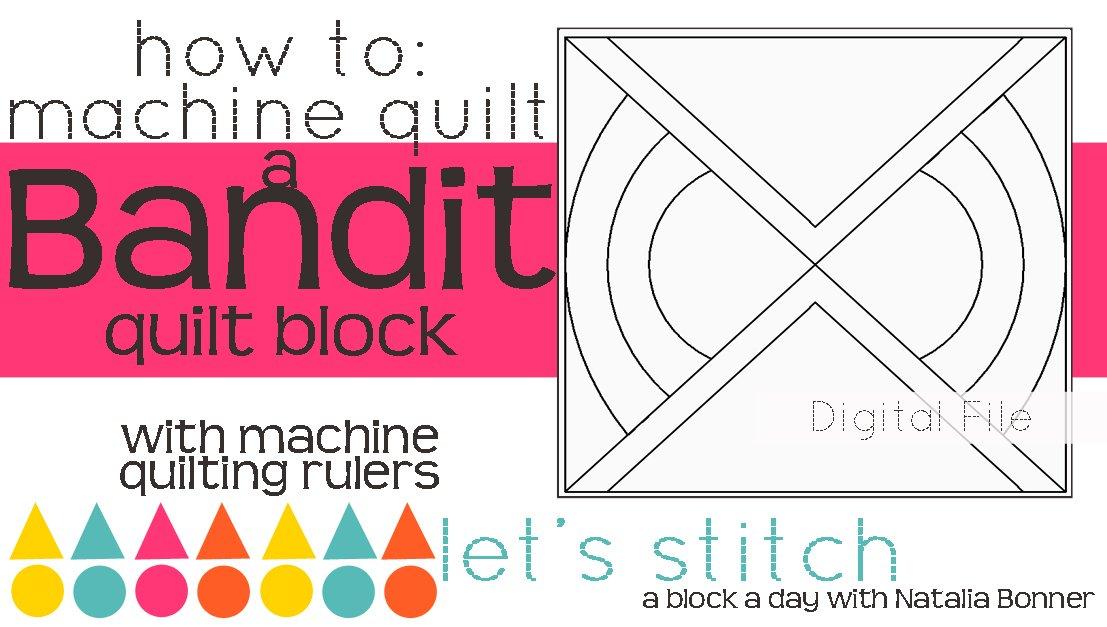 Bandit 6 Block - Digital