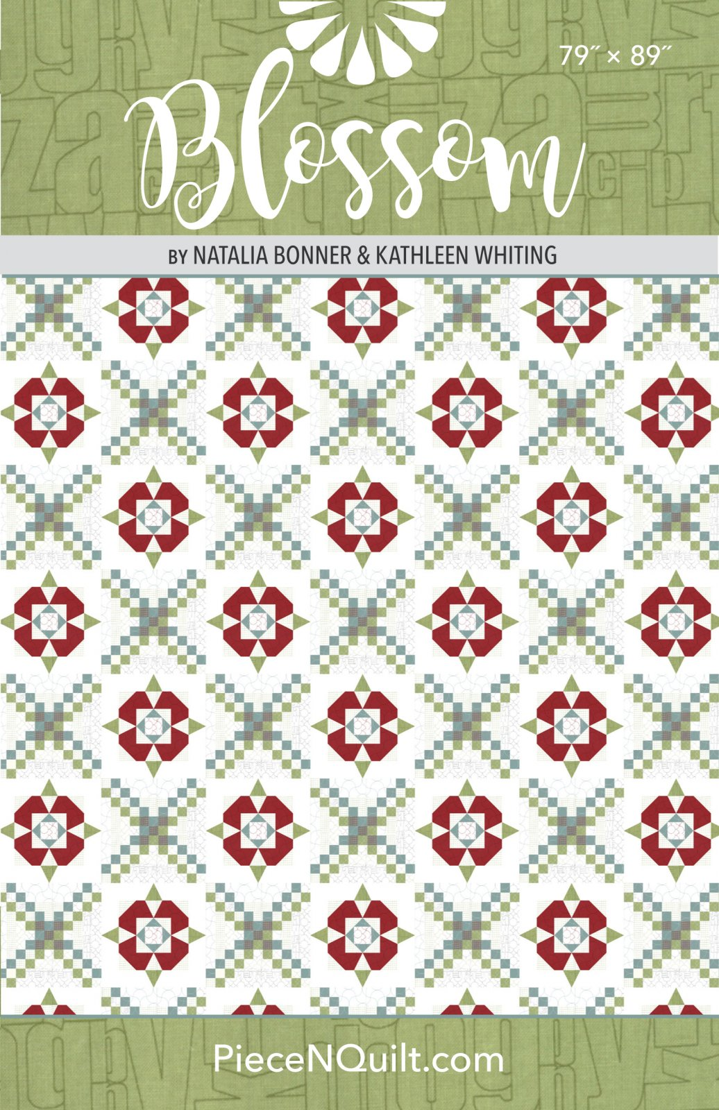 Blossom Quilt Pattern - PDF Version