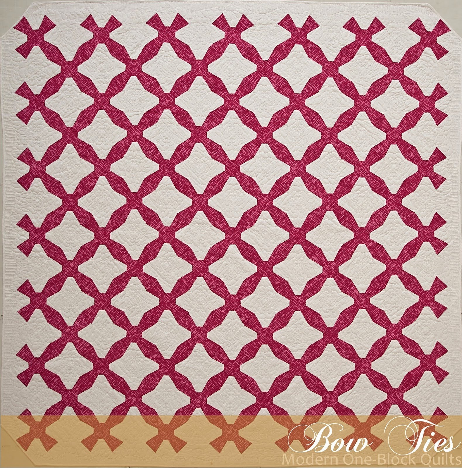 Bow Ties - The Quilt