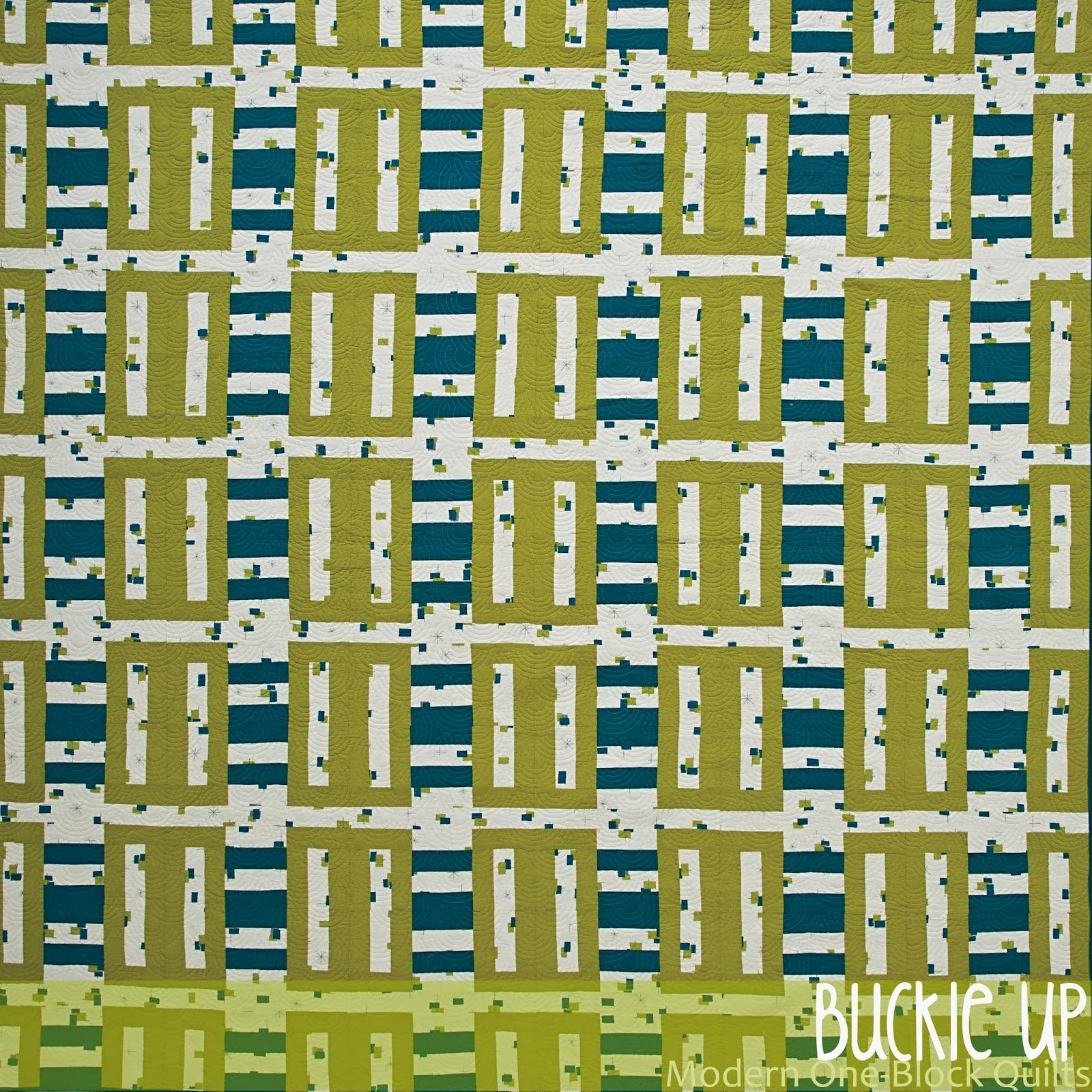 Buckle Up - The Quilt