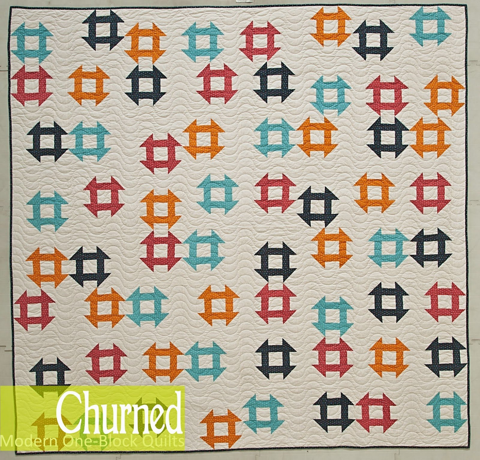 Churned - The Quilt