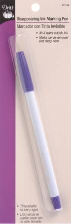 Disappearing Ink Purple Marking Pen