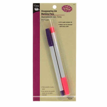 Disappearing Ink Marking Pen Combo Pack