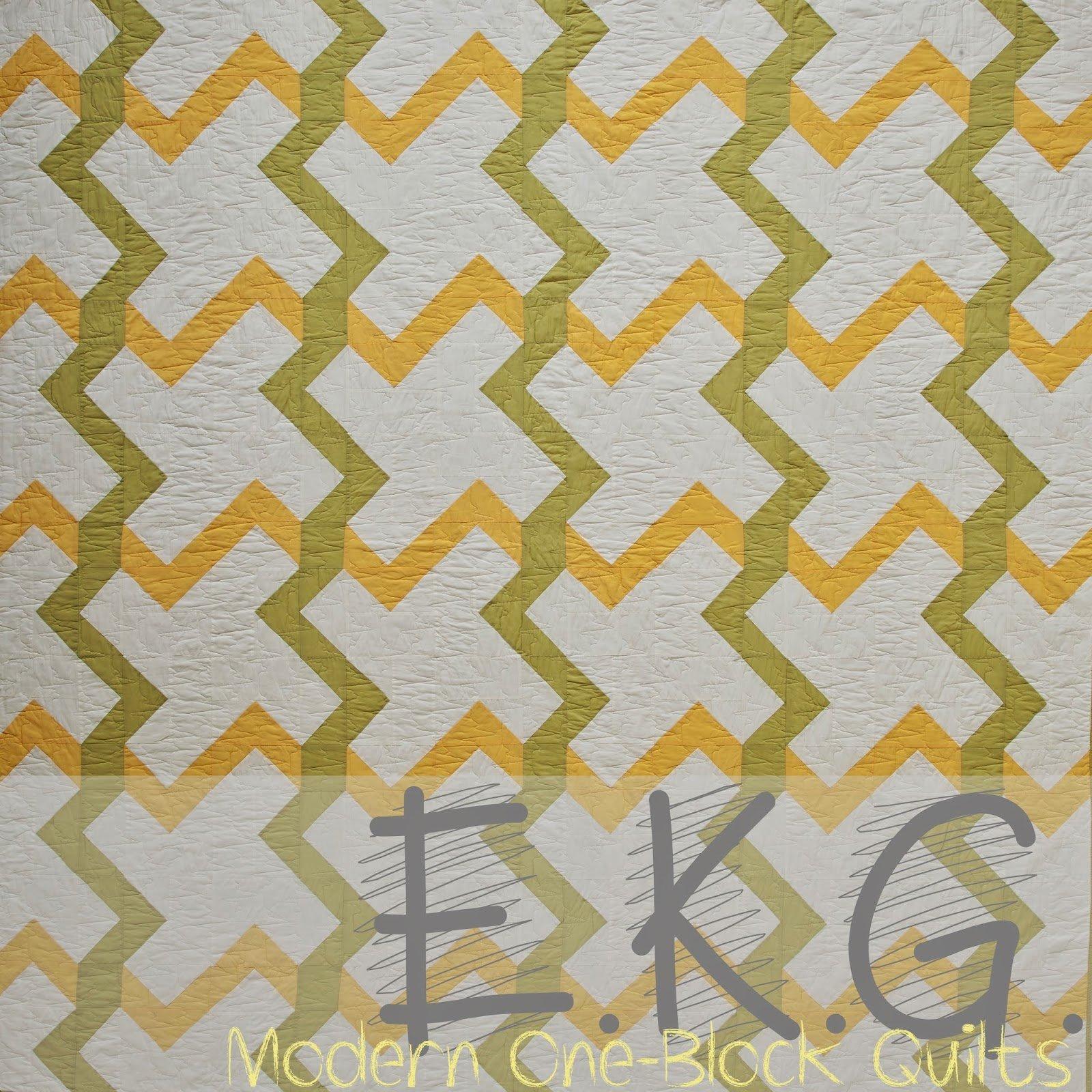 E.K.G. The Quilt