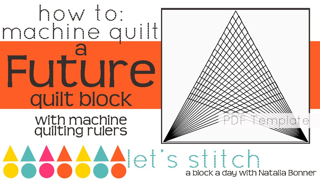 Let's Stitch - A Block a Day With Natalia Bonner - PDF - Future