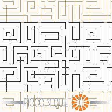 Hang Up Pantograph Pattern - Digital