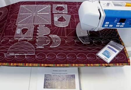 Longarm Ruler Work Kit