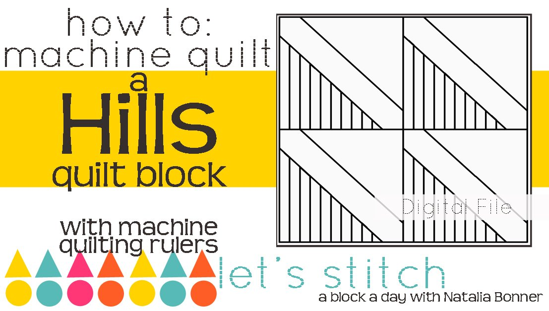 Hills 6 Block - Digital