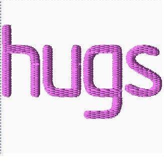 Hugs Embroidery