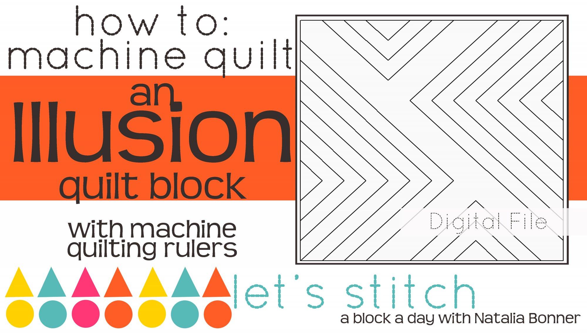 Illusion 6 Block - Digital